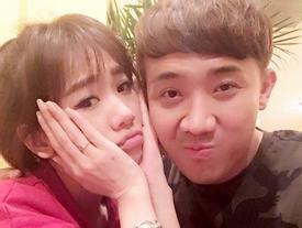 Clip Trấn Thành bất ngờ thông báo tin vui 'mình đã có em bé'