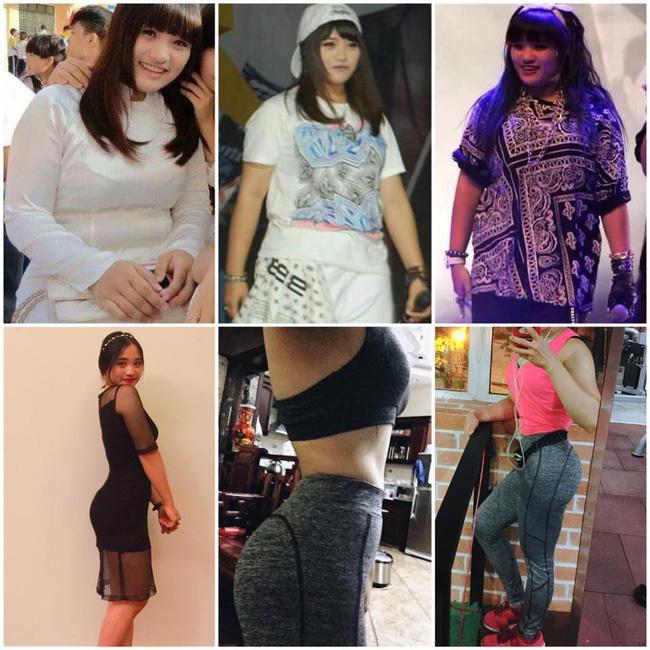 Đây là cách đơn giản mà cô nàng mập ú đã giảm 28kg trong 17 tháng - Ảnh 1.