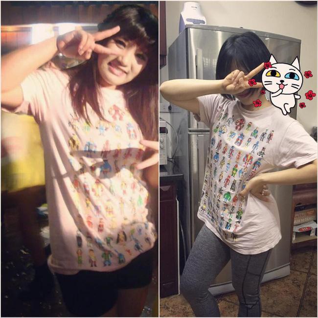 Đây là cách đơn giản mà cô nàng mập ú đã giảm 28kg trong 17 tháng - Ảnh 4.