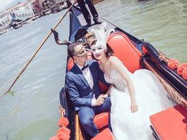 Khoe ảnh cưới sang chảnh ở Pháp - Ý, hot girl Tú Linh tiết lộ: 'Tôi chụp ảnh cưới rẻ lắm!'