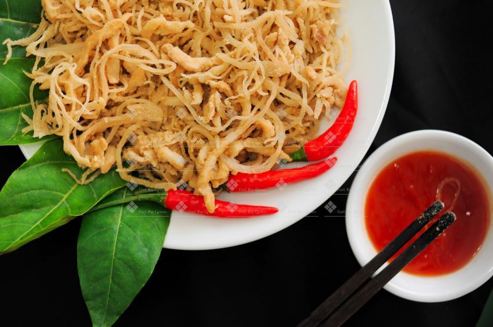 Thưởng thức Ẩm thực Việt Nam: nem Phùng