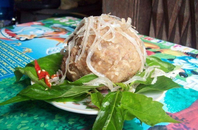 Thưởng thức Ẩm thực Việt Nam: nem nắm Giao Thủy