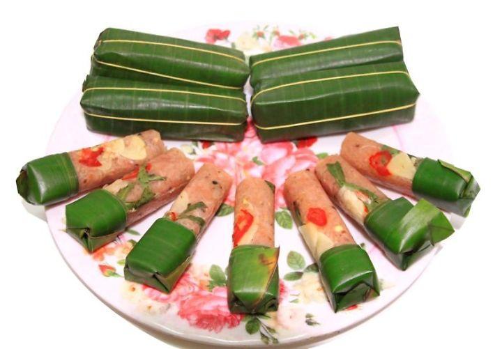 Thưởng thức Ẩm thực Việt Nam: nem chua Thanh Hóa
