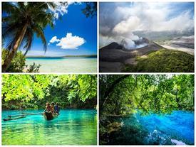 'Thiên đường giấu kín' giữa Thái Bình Dương khiến bạn hét lên vì quá đẹp!
