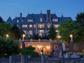 Lóa mắt với siêu biệt thự nghìn tỉ đẹp tựa lâu đài