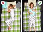 Vào xem mình ngủ kiểu nào để thay đổi tư thế chuẩn nhất cho sức khỏe