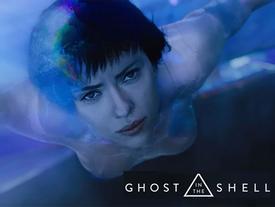'Ghost in the Shell': Kiệt tác hình ảnh đưa người xem vào thế giới tương lai ma mị