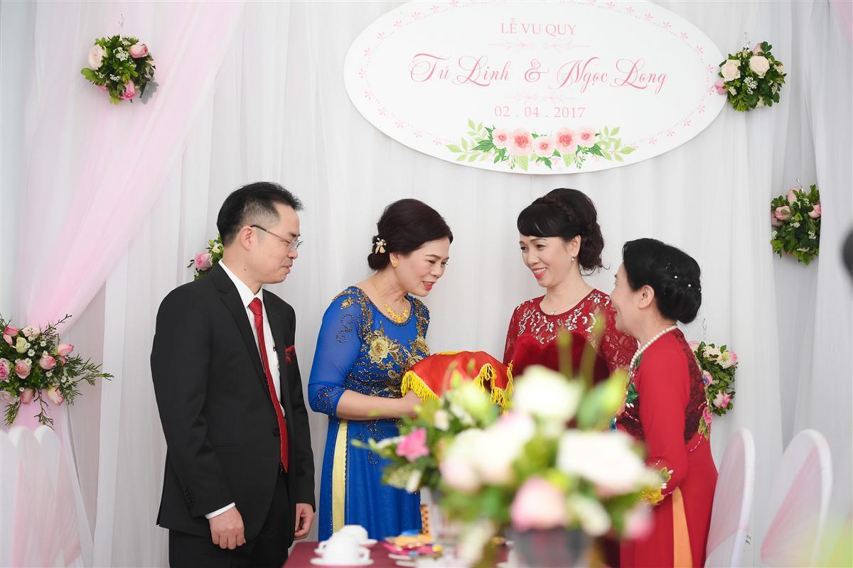 Lưu ý tổ chức lễ xin dâu bạn cần biết