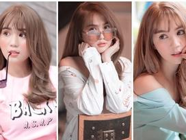 Ngọc Trinh 'tóc ngố, má hồng' như thiếu nữ 15 trong loạt hình mới nhất