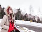 Học lỏm cách hotgirl MLee - bạn gái cũ Cường Seven - phối đồ khi đi du lịch để đẹp hơn hoa