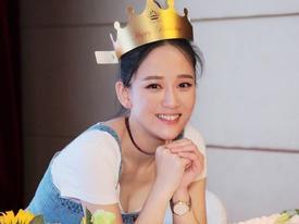 Mừng sinh nhật 38 tuổi, Trần Kiều Ân gây sốt khi trẻ trung như gái đôi mươi