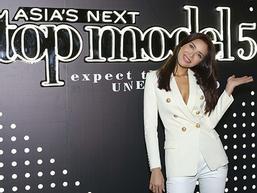 Người mẫu Minh Tú kêu gọi khán giả quê nhà xem Asia's Next Top Model