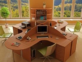 Ngồi chỗ này nơi phòng làm việc bảo sao sự nghiệp không thăng tiến, ngày càng đi xuống