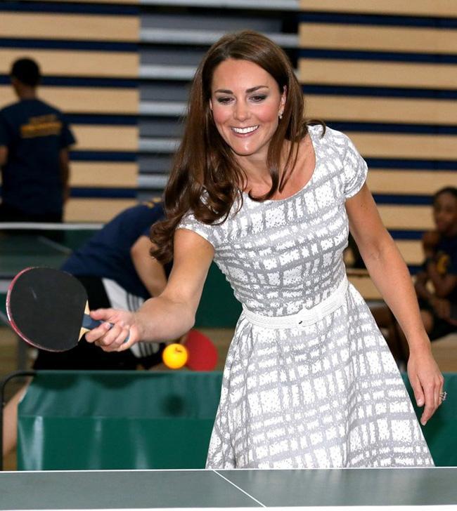 Công nương Kate gây bất ngờ khi thành thạo hơn 10 môn thể thao - Ảnh 6.