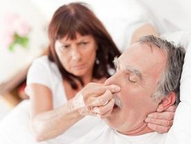 Truyện cười: Máy chữa bệnh ngáy cho chồng