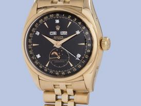 Sắp đấu giá đồng hồ Rolex của vua Bảo Đại, giá dự kiến 1,5 triệu USD