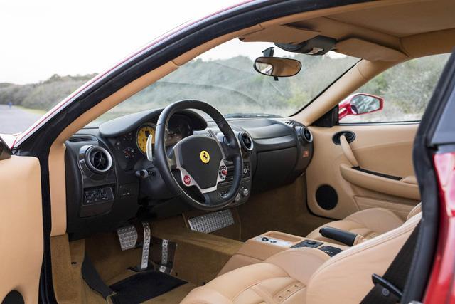 Ferrari F430 F1 của Donald Trumph gây thất vọng khi đấu giá - Ảnh 2.