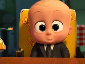 'The Boss Baby': Phim hoạt hình không chỉ dành cho trẻ nhỏ