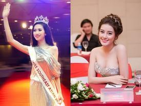 Clip bộ tứ mỹ nhân Việt bị khán giả nhận xét 'nói tiếng Anh như tiếng Lào'