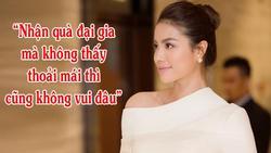 Hoa hậu Phạm Hương: 'Sự thật là tôi không có đại gia nào theo đuổi'