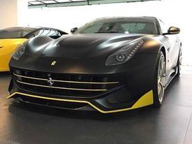 Cận cảnh 'hàng tuyển' Ferrari F12 Berlinetta của Cường 'Đô La'