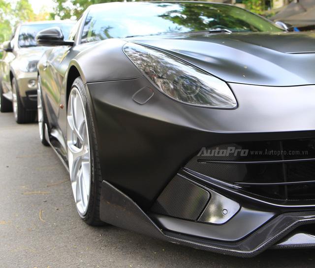 """Cận cảnh """"hàng tuyển"""" Ferrari F12 Berlinetta của Cường """"Đô-la"""" - Ảnh 11."""