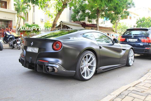 """Cận cảnh """"hàng tuyển"""" Ferrari F12 Berlinetta của Cường """"Đô-la"""" - Ảnh 4."""