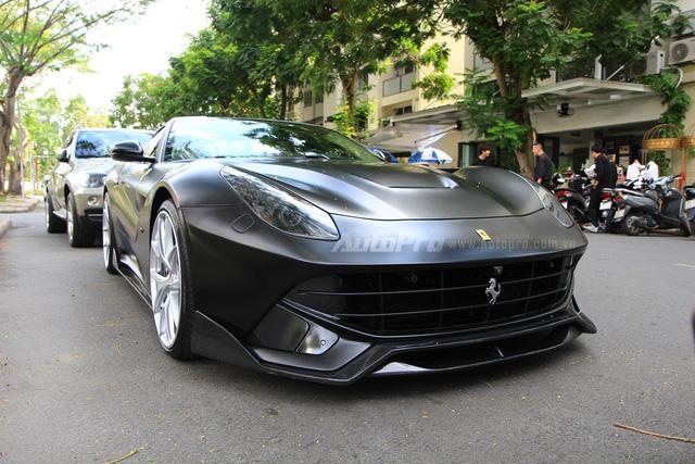 """Cận cảnh """"hàng tuyển"""" Ferrari F12 Berlinetta của Cường """"Đô-la"""" - Ảnh 5."""