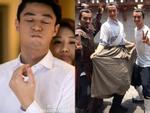 'Chết cười' với hậu trường hài hước của sao Hoa ngữ giữa giờ nghỉ quay