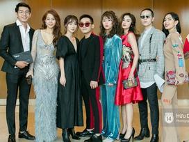 Loạt gương mặt đình đám mạng xã hội Việt oanh tạc thảm đỏ Influence Asia 2017