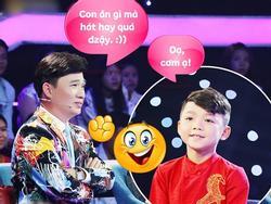 Thần tượng tương lai: Những câu nói 'bá đạo trên từng hạt gạo' của ca sĩ Quang Linh (P1)