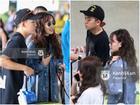 Vừa về sân bay Tân Sơn Nhất, SunHt giải thích hiểu lầm và gửi lời xin lỗi fan Jessica sau sự cố