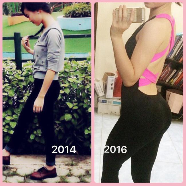 Bí quyết sở hữu thân hình chuẩn của cô gái 9x từng bị suy dinh dưỡng với cân nặng chỉ có 35kg - Ảnh 2.