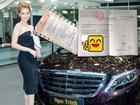 Siêu xe 12 tỷ đồng của Ngọc Trinh bị nghi ngờ chỉ là hàng quảng cáo