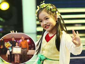 'Ca nương nhỏ tuổi nhất Việt Nam' gây bão tại chương trình 'Biệt tài tí hon'