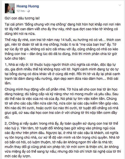 "tam thu thu vi gui con dau tuong lai: ""chong ai nay quan... con ai nay nuoi!"" - 1"