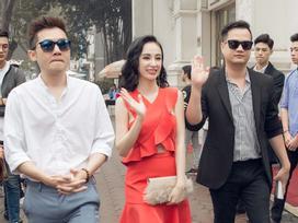 Angela Phương Trinh hỗ trợ người yêu Sĩ Thanh casting 'She was pretty' bản Việt