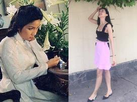 FB 24h: Diva Mỹ Linh công khai ảnh quá khứ - Hạ Vi rạng rỡ tái xuất sau khi bị chê tơi tả