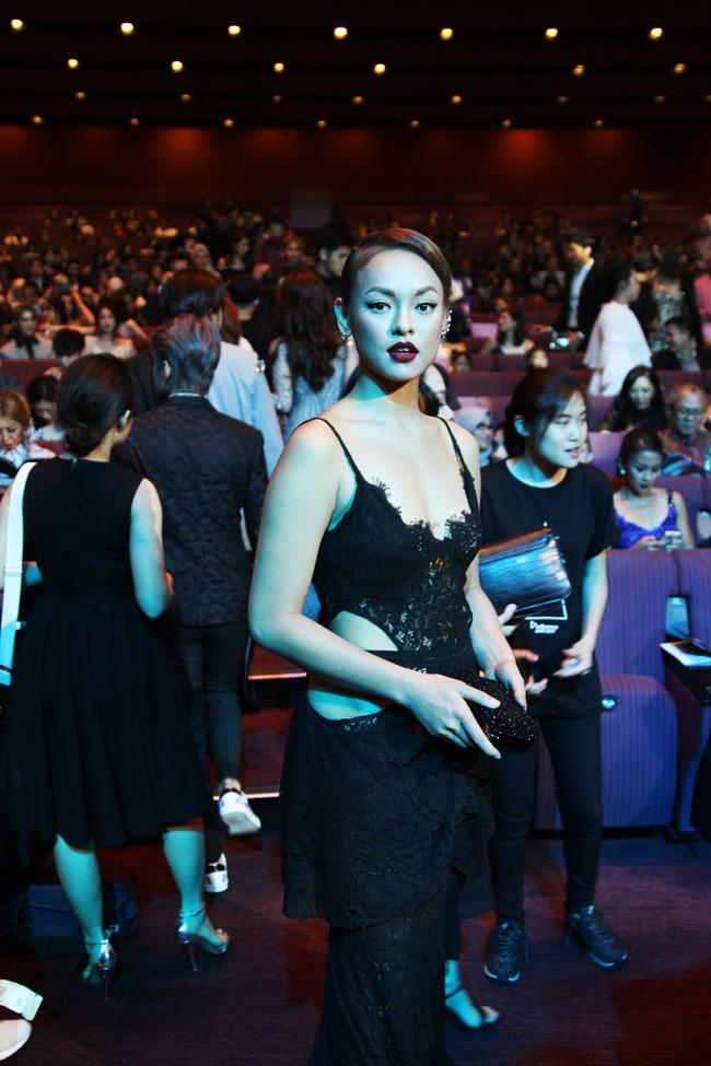 Vậy ra đây chính là lý do khiến Mai Ngô vắng mặt lúc được Jessica xướng tên nhận giải cao nhất! - Ảnh 2.