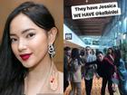 Châu Bùi nói về clip nhại Jessica: 'Mình nghĩ mọi người đang trêu đùa, không biết chị Jessica vừa tới'