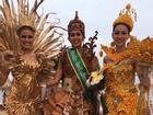 Nguyễn Thị Thành tiếp tục đoạt Á hậu 2 Trang phục Eco tại 'Miss Eco International 2017'