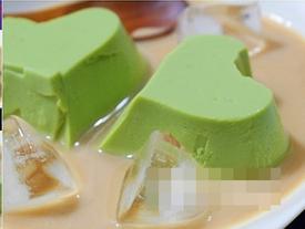 Nếu bạn là tín đồ của trà sữa, đừng bỏ lỡ món trà sữa pudding trà xanh ngon tuyệt này
