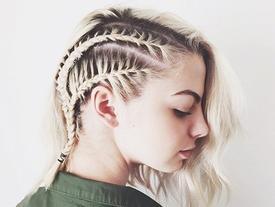 Muôn kiểu tóc tết đón hè khiến phái đẹp 'bấn loạn' ngay lập tức