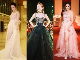 Thời trang thảm đỏ tuần qua: Minh Hằng, Angela Phương Trinh.. lộng lẫy trong mọi khuôn hình