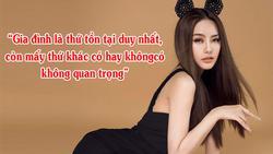 Linh Chi bị chỉ trích 'đã phá hạnh phúc người ta nhưng lại phát ngôn thần thánh về gia đình'