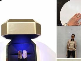 Dương Triệu Vũ vừa tặng cho Đàm Vĩnh Hưng chiếc nhẫn kim cương sáng 'chói lóa'