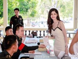 Á hậu chuyển giới Thái Lan muốn ở chung phòng nam giới khi nhập ngũ