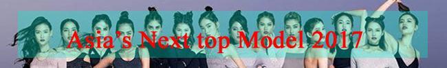 Asia's Next Top Model 2017