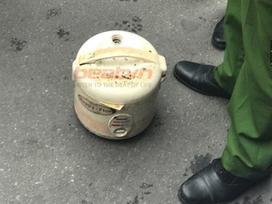Vụ cháy nhà tại Lê Duẩn: Nữ chủ nhân lao vào cứu 2 chú chó, tìm thấy nồi cơm điện đựng tiền, nghi 'quỹ đen' của chồng