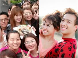 Hari Won bất ngờ 'chiêu đãi' fan xem MV trước ngày phát hành